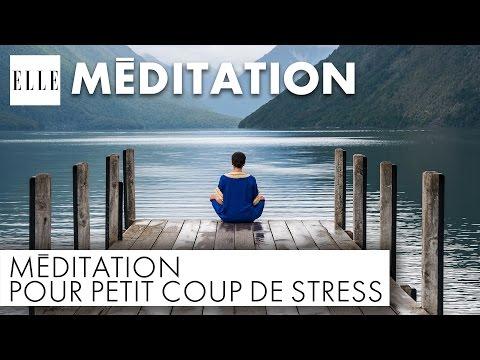 La méditation de la fin de journée┃ELLE Méditation