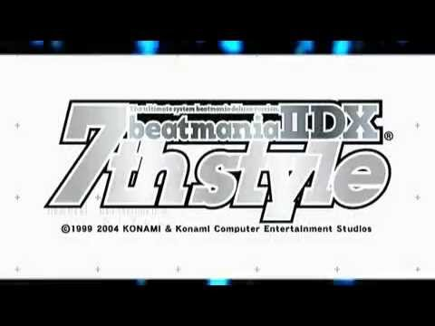 ~Beatmania IIDX ~7th Style~ Title Screen~ 【BMS】