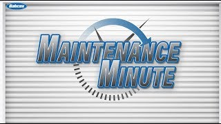 Educating the customer in TPMS - Maintenance Minute