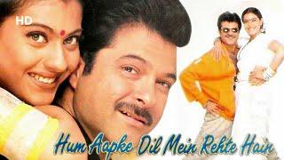 Hum Aapke Dil Mein Rahte Hai (1999) | Anil Kapoor, Kajol, Gracy Singh | Romantic Drama Movie