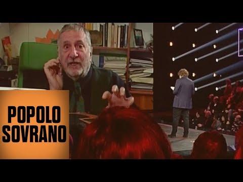 Intervista a Marco Ponti, Presidente della commissione TAV - Popolo Sovrano 14/02/2019