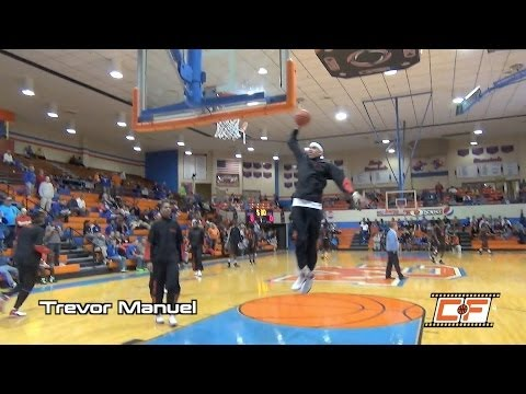 Trevor Manuel Mixtape (2015) Oak Hill