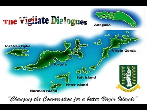 Virgin Islands History and Culture- with President of the  APVIH Dr Katherine smith