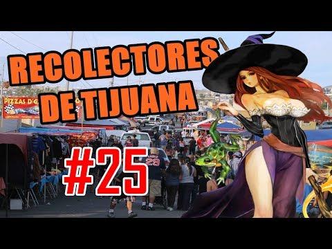 CVG - Recolectores de Tijuana - Episodio 25 México Lindo y Goku Deformado