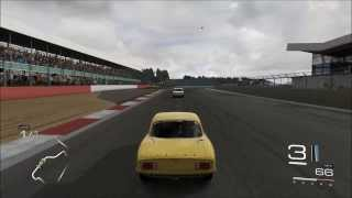 Forza 5 1971 Lotus Elan Sprint on Silverstone Gameplay
