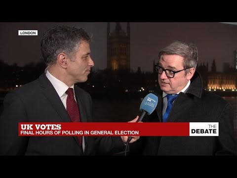 UK Votes: Final Hours Of Polling In General Election