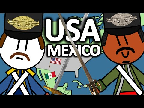 WHY IS MEXICO NOT PART OF THE UNITED STATES?