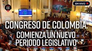 En vivo: Discurso del presidente Iván Duque durante la instalación del Congreso | El Espectador