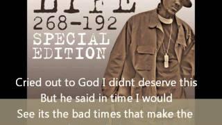 Lyfe Jennings- My Life w/Lyrics