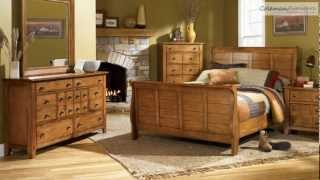 Grandpas Cabin Bedroom Collection From Liberty Furniture