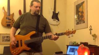 Quimby: Ajjajjaj bass cover