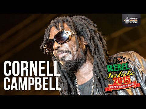Cornell Campbell Live at Rebel Salute 2015