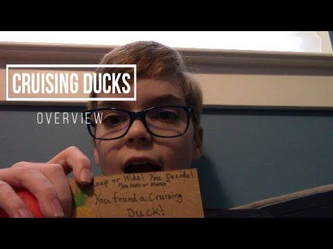 All About Cruising Ducks And The Ducks I Found!