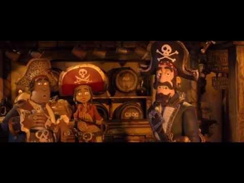 Trailer do filme Os Piratas