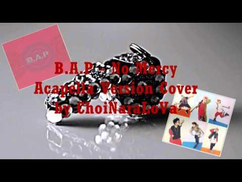 [ACAPELLA Ver. COVER] B.A.P 비에이피 - No Mercy