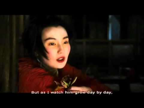 Ashes of Time 1994  Maggie Cheung - pepsi