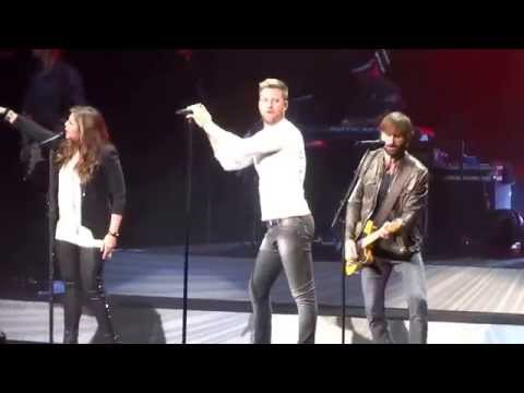 Lady Antebellum - Better Off Now (That You're Gone) (4/26/14)