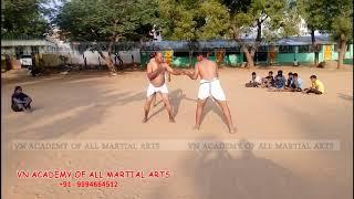 Martial Arts Training Academy Bodinayakanur Theni District