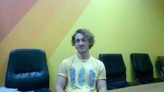 Онлайн конференция с участником Х Фактор 8 Остапом Скороходом!