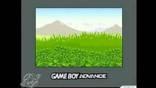 Pokemon Ruby Version Game Boy Gameplay-Cinematic - Pokemon