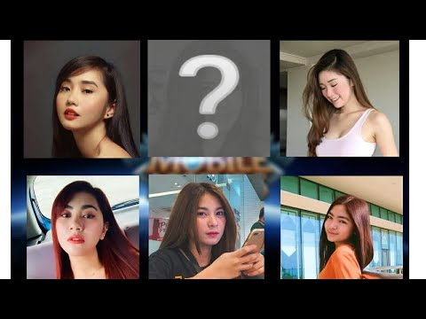 Famous GIRLS mobile legends players in the philippines