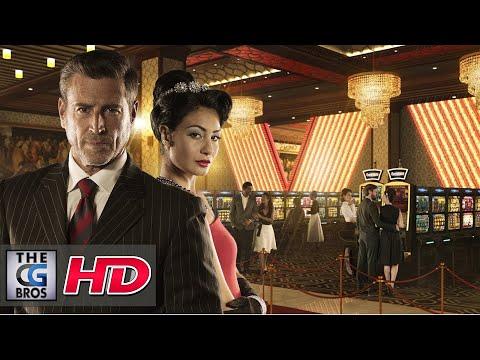 "CGI 3D/VFX Making Of: ""OVO Casino: Behind The Scenes"" - by Blaze Animation Studio"