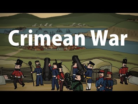 Crimean War: Animated History (Part 1)