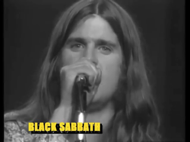 BLACK SABBATH - Killing Yourself To Live (Official Video)