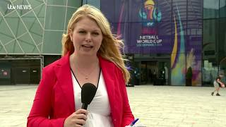 Netball World Cup win broze result