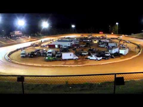 Friendship Speedway Renegade Race ( Part 1) 10-20-12