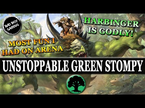 why-is-no-one-playing-this-deck?-(mtg-arena)-garruk-s-harbinger