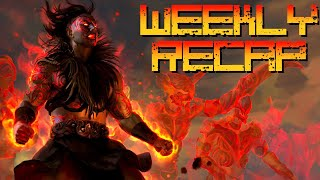 Weekly Recap #387 Nov. 22nd – Path Of Exile 2, Hrx 2019, League Of Legends In 2020 And More!