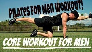 Sean Vigue's Best Pilates for Men Core Workout