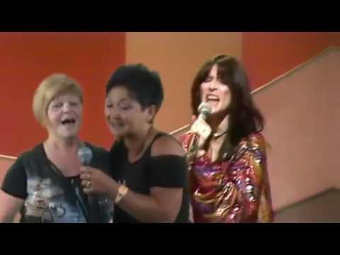 Shirley Boulianne et Hélène Dufour - Karaoké Radio-Canada