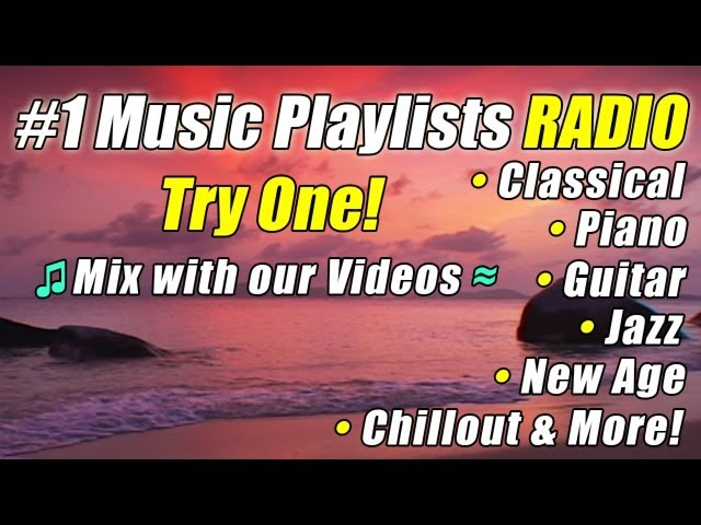 STUDY MUSIC PLAYLISTS #1 for Studying Classical Piano songs | Hey!TV