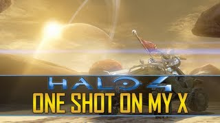 Halo 4 - News - One Shot On My X, Playlist Updates, & More!