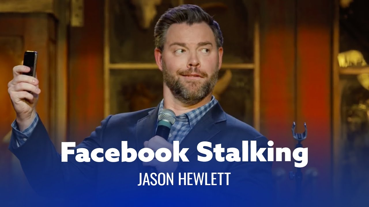 Quit Stalking People Online. Jason Hewlett - Full Special