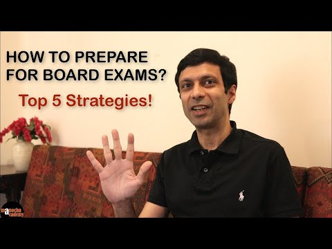How To Prepare for Board Exam Class 10