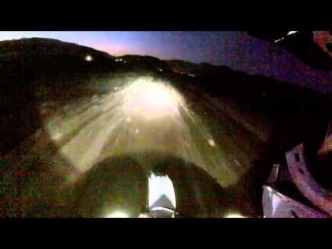 Glen Helen John Burr 24 hour race 2013. Day and night lap.
