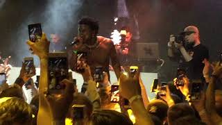 Saint jhn live in Moscow Gipsy 24.05.2018 part 3