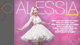 Alessia - Everyday (with lyrics)