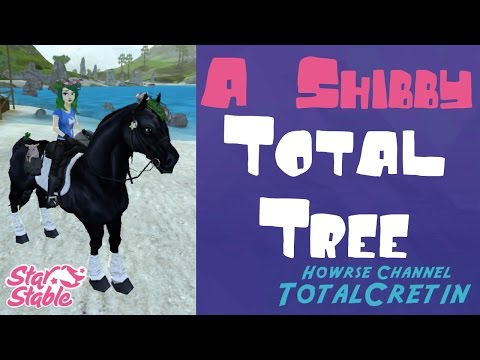 A SHIBBY TOTAL TREE  - (Star Stable #42)