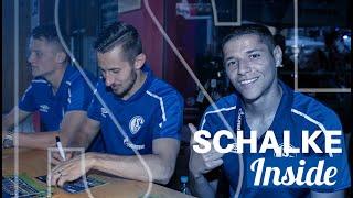 Blau-Weiße Nacht | Trainingslager | FC Schalke 04