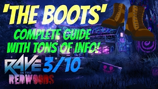 """The BOOTS Memory Charm Guide """"Exploding Heads"""" Perk Accessory 
