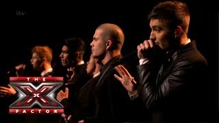 vuclip The Wanted perform Show Me Love (America) on The X Factor UK 2013 - Week Three HD Results