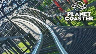 Planet Coaster - Возвращение в парк! #15