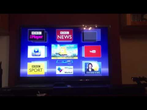 Panasonic TV problems with Netflix
