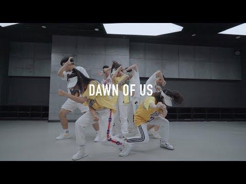 Dawn of us - Jackson Wang 王嘉尔/Sunny 陈曦 Choreography