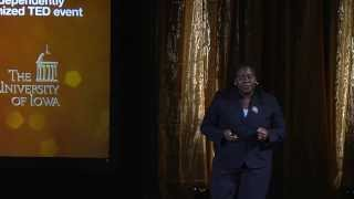 What Gabby Douglas teaches us about the meaning of excel: Angela Onwuachi-Willig at TEDxUIowa
