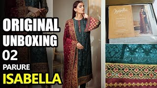 3e32694cd4 ... Baroque Collection 2018 - Unboxing Parure 02 Isabella Chiffon - Pakistani  Branded Clothes